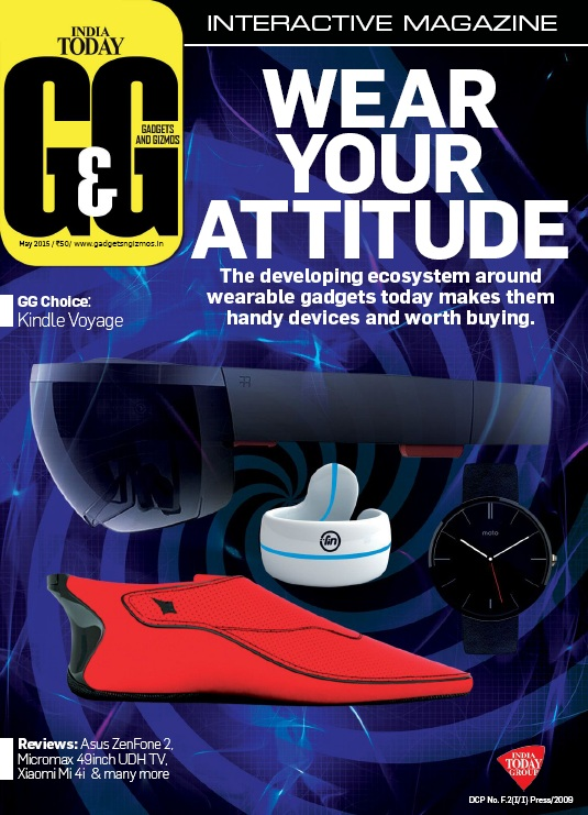 Gadgets and Gizmos - May 2015 free download