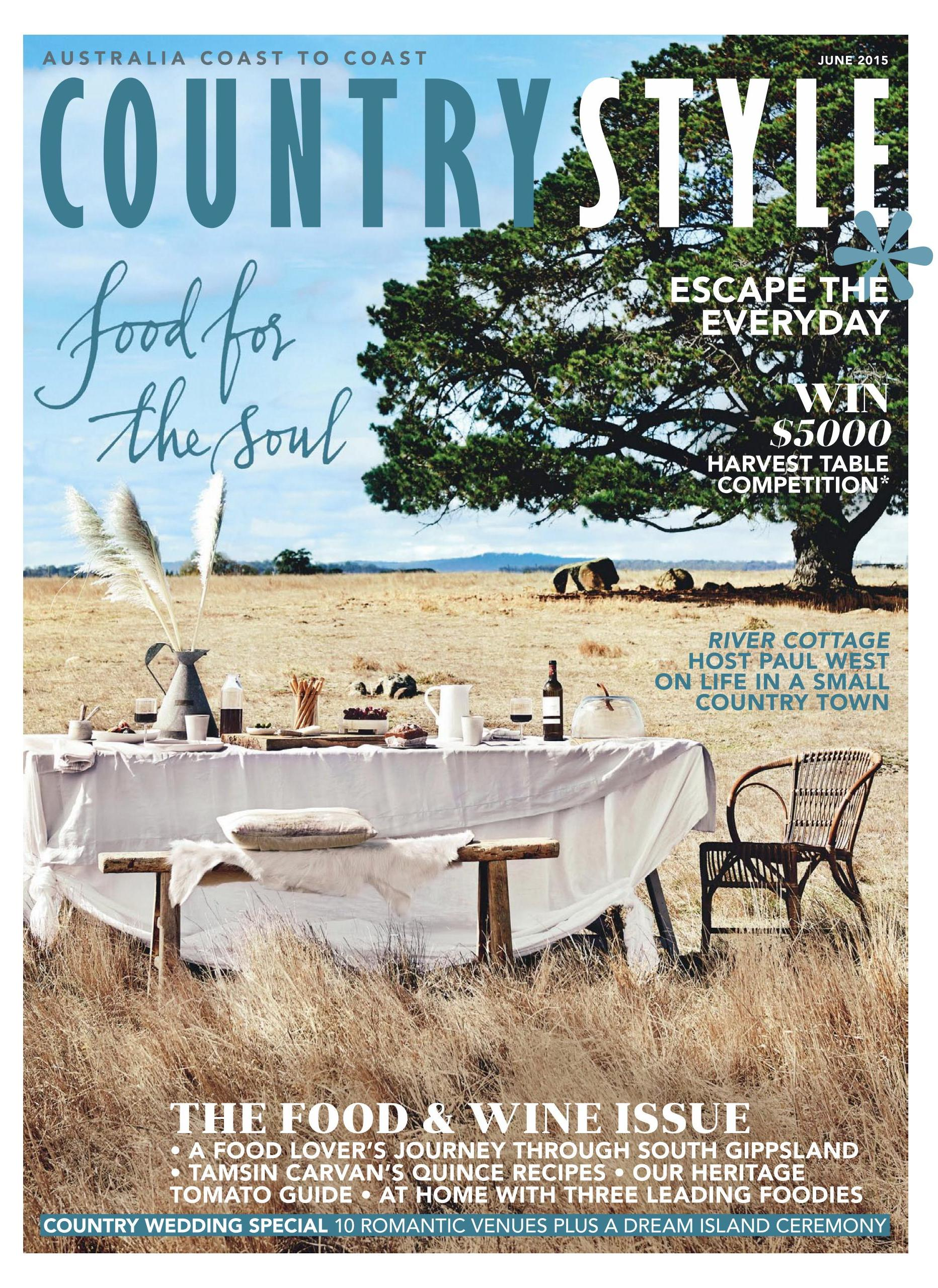 Country Style June 2015 Free Ebooks Download