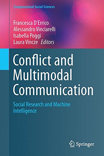 Conflict and Multimodal Communication: Social Research and Machine Intelligence free download