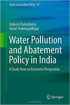 Water Pollution and Abatement Policy in India: A Study from an Economic Perspective free download