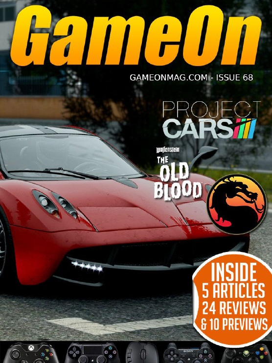 GameOn Magazine - May 2015 free download
