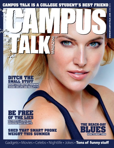 Campus Talk - June 2015 free download