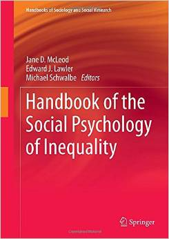 Handbook of the Social Psychology of Inequality free download