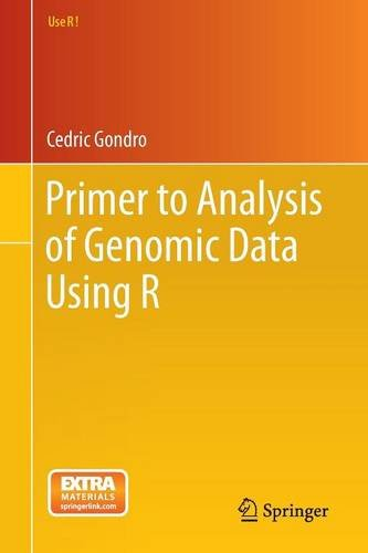 Primer to Analysis of Genomic Data Using R free download