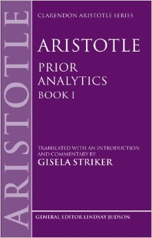 Aristotle's Prior Analytics book I: Translated with an Introduction and Commentary free download