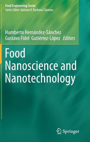 Food Nanoscience and Nanotechnology free download