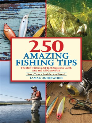 250 Amazing Fishing Tips: The Best Tactics and Techniques to Catch Any and All Game Fish download dree