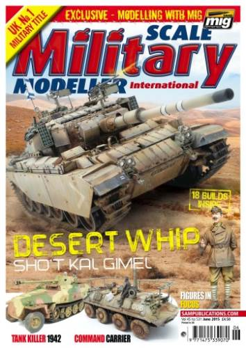 Scale Military Modeller International - June 2015 free download