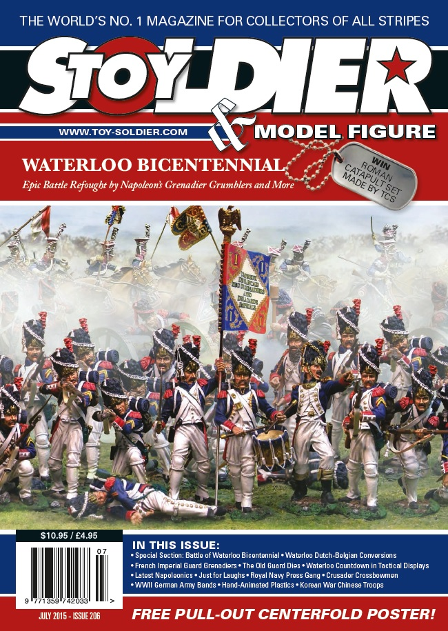 Toy Soldier & Model Figure - July 2015 free download
