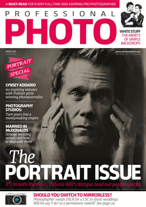 Photo Professional - Issue 107, 2015 free download