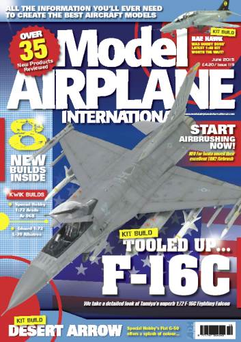 Model Airplane International - Issue 119 (June 2015) free download