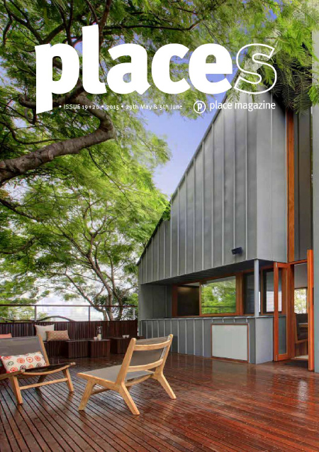 Places Magazine #19+20 May 29 - June 05, 2015 free download