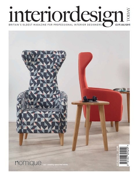 Interior Design Today - June/July 2015 free download