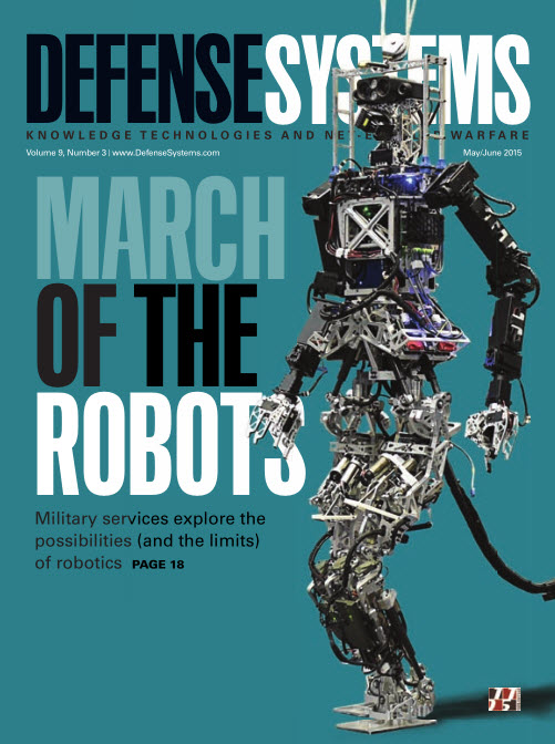 Defense Systems - May/June 2015 free download