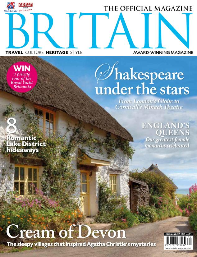 Britain - July-August 2015 free download