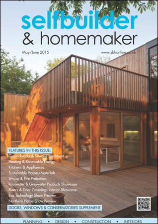 Selfbuilder & Homemaker - May / June 2015 free download