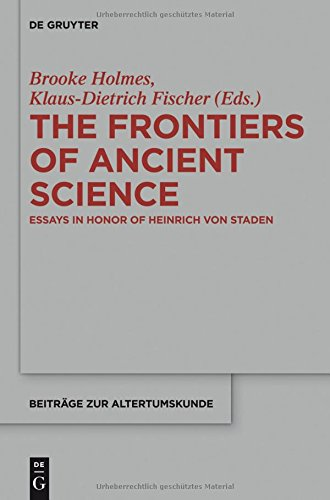 The Frontiers of Ancient Science free download