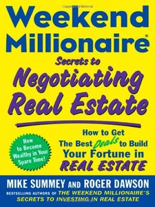 Weekend Millionaire Secrets to Negotiating Real Estate free download