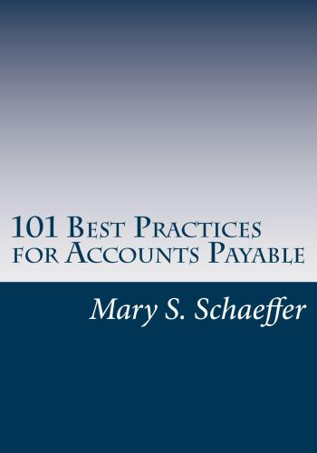 101 Best Practices for Accounts Payable free download