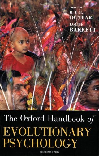The Oxford Handbook of Evolutionary Psychology free download