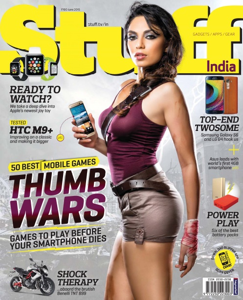 Stuff India - June 2015 free download