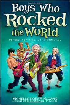 Boys Who Rocked the World: Heroes from King Tut to Shaun White free download