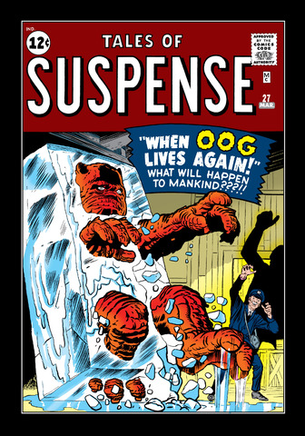 Tales of Suspense 027 (1962) free download