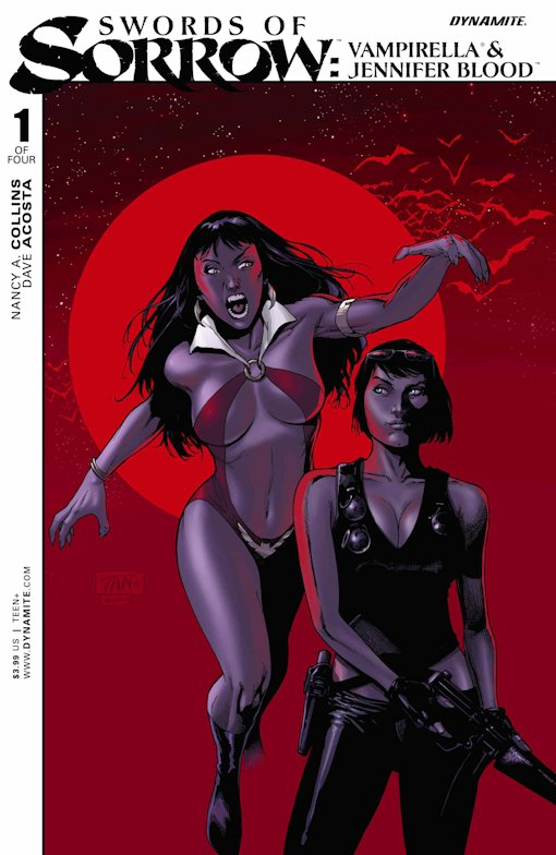 Swords Of Sorrow Vampirella & Jennifer Blood 001(2015) free download