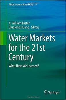 Water Markets for the 21st Century: What Have We Learned? free download