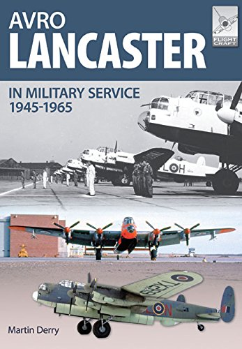 Avro Lancaster 1945-1965: In British, Canadian and French Military Service free download