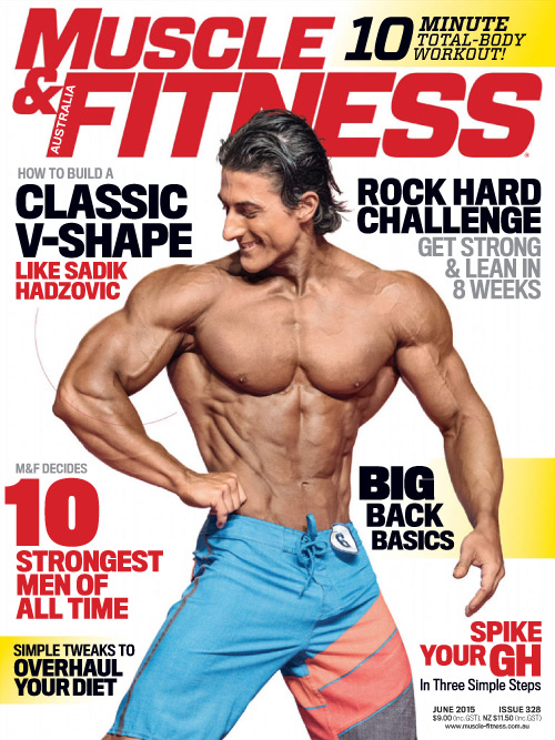Muscle & Fitness Australia - June 2015 free download