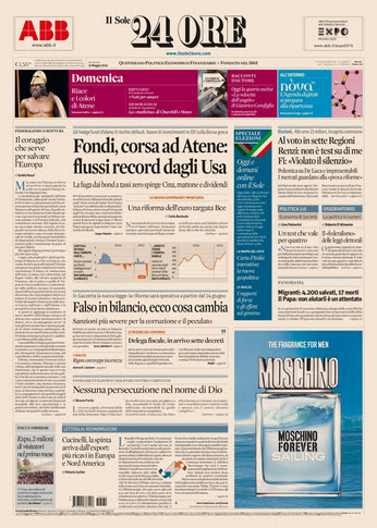 Il Sole 24 Ore - 31.05.2015 free download