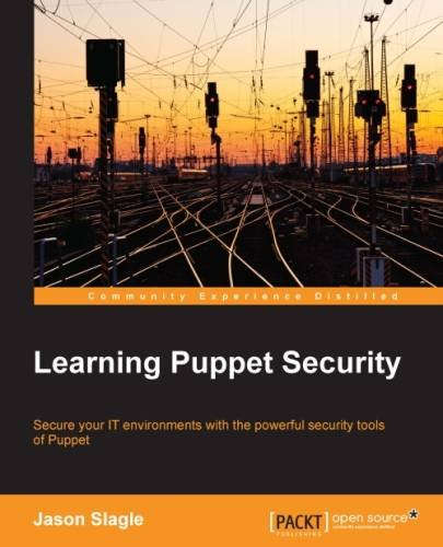 Learning Puppet Security free download