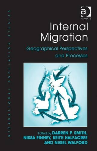 Internal Migration: Geographical Perspectives and Processes free download