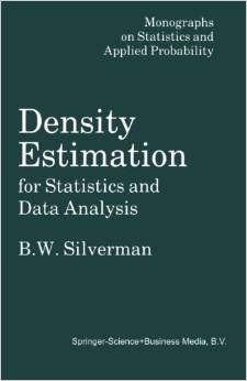 Density Estimation for Statistics and Data Analysis [Scan.] free download