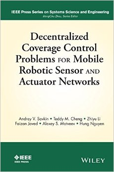 Decentralized Coverage Control Problems for Mobile Robotic Sensor and Actuator Networks free download