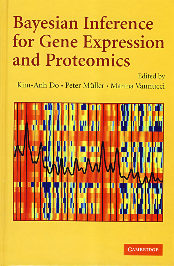 Bayesian Inference for Gene Expression and Proteomics free download