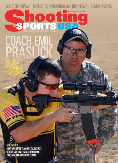 Shooting Sports USA - June 2015 free download