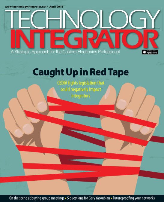 Technology Integrator - April 2015 free download