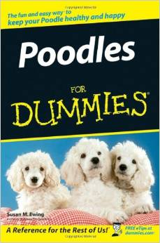 Poodles For Dummies by Susan M. Ewing free download