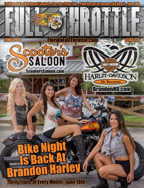 Florida Full Throttle Magazine - June 2015 download dree