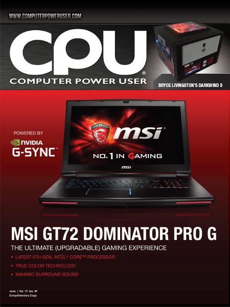Computer Power User - June 2015 free download