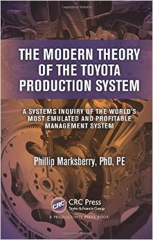The Modern Theory of the Toyota Production System: A Systems Inquiry of the World's Most Emulated and Profitable Management free download