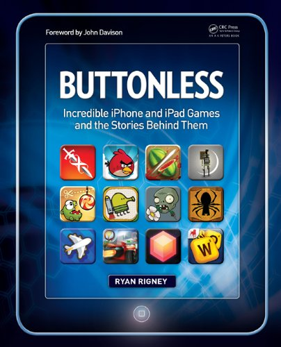Buttonless: Incredible iPhone and iPad Games and the Stories Behind Them free download