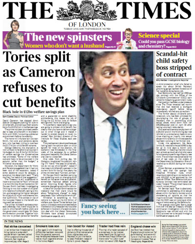 The London Times June 02 2015 free download