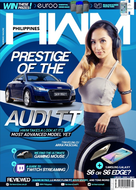 HWM Philippines - June 2015 free download