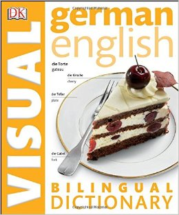 German-English Bilingual Visual Dictionary free download