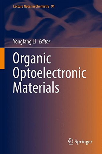 Organic Optoelectronic Materials free download