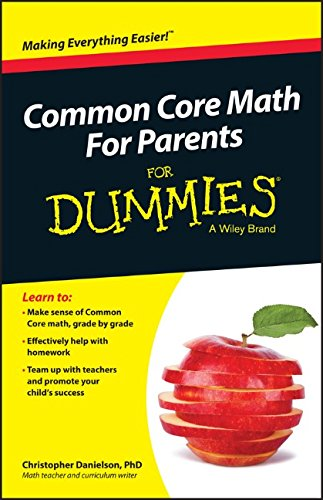 Common Core Math For Parents For Dummies with Videos Online free download