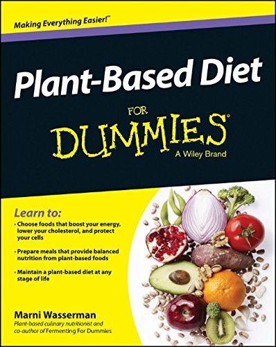 Plant-Based Diet For Dummies free download